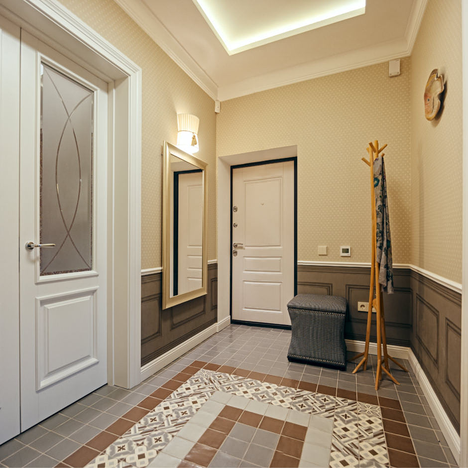 Фотосъемка интерьера квартиры в стиле эклектика * пиф-паф.